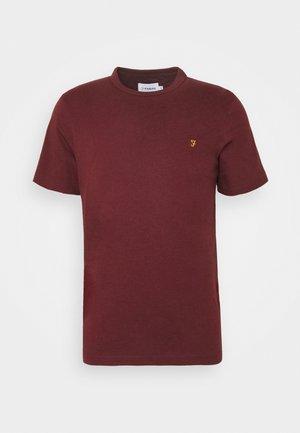 DANNY TEE - T-shirt basic - red marl
