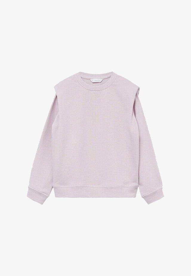TANGO-I - Sweatshirt - licht/pastelpaars