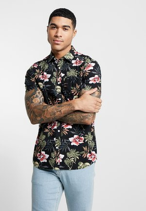 JJEJACK SLIM FIT - Camisa - black