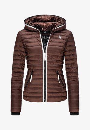KIMUK PRC - Light jacket - chocolate