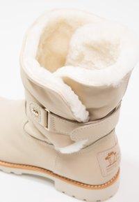 Panama Jack - FELIA IGLOO TRAVELLING - Classic ankle boots - offwhite - 6