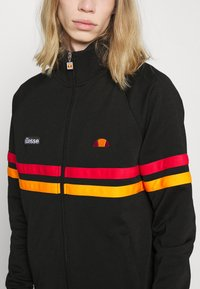 Ellesse - RIMINI TRACK  - Training jacket - black - 4
