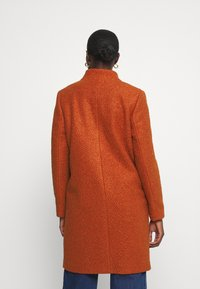 Rich & Royal - TEDDY - Classic coat - rusty red - 2
