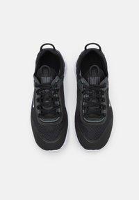 Nike Sportswear - REACT LIVE UNISEX - Trainers - black/white/dark smoke grey - 3