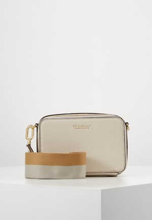 FALUN - Across body bag - winter beige