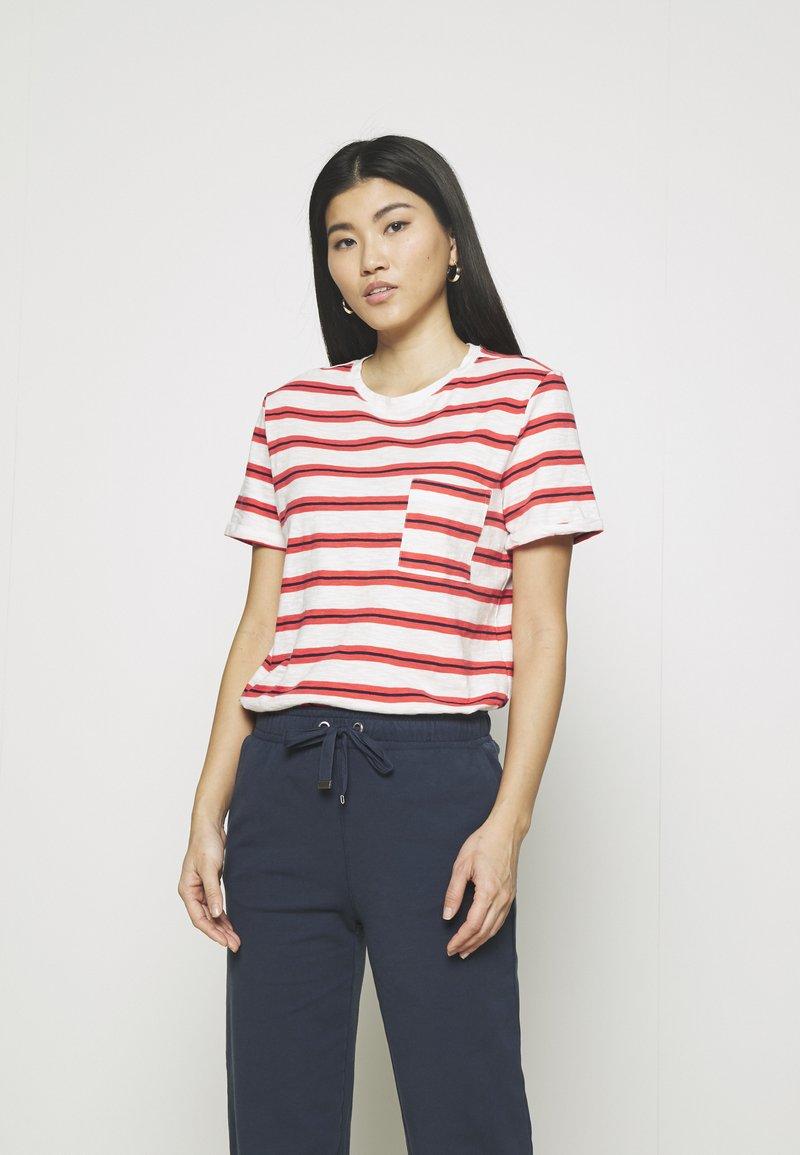 Marks & Spencer London - POCK TEE - Camiseta estampada - multi coloured