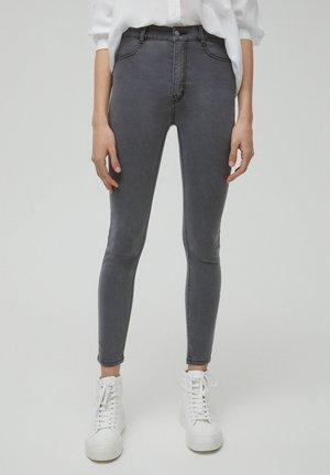 SKINNY - Jeans Skinny Fit - dark grey
