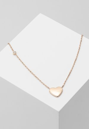 VINTAGE ICONIC - Collier - roségold-coloured