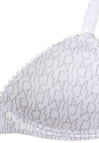 DIM - TRIANGLE TOUCH - T-shirt bra - blanc - 2
