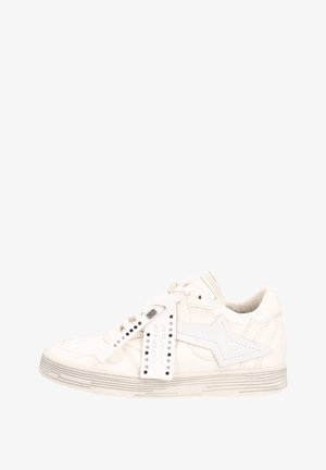 Sneakersy niskie - milk