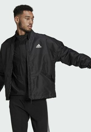 BACK TO SPORT LIGHT INSULATED JACKET - Träningsjacka - black