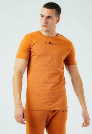 SCRIBBLE - T-shirt basic - orange