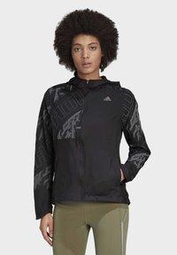 adidas Performance - OWN THE RUN REFLECTIVE JACKET - Training jacket - black - 6