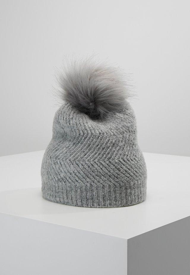 Mütze - grey