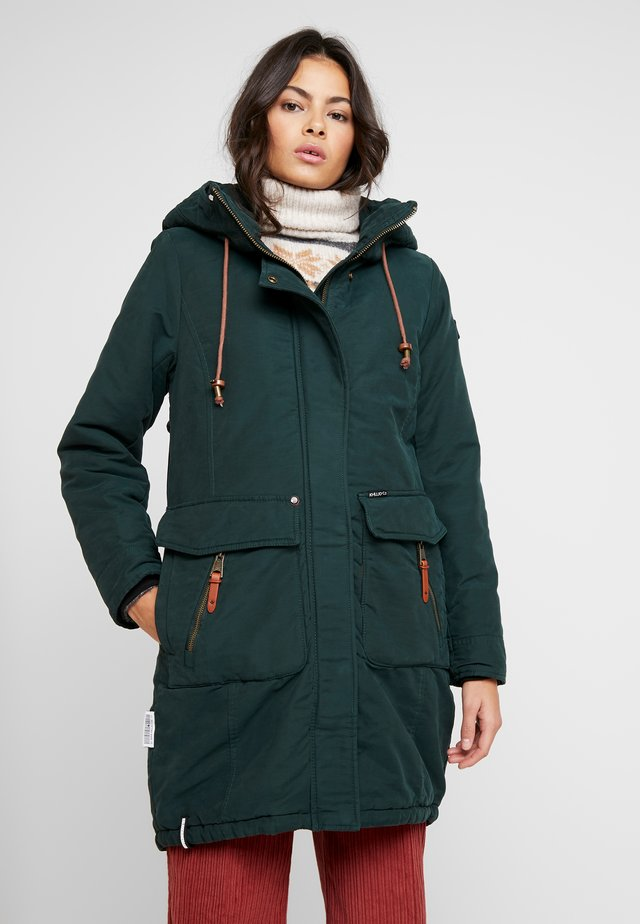 Parka - forest green