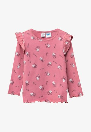 MINNIE MOUSE - Long sleeved top - pink