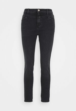 PUSHER - Jeans Skinny Fit - dark grey