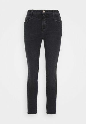 PUSHER - Skinny džíny - dark grey