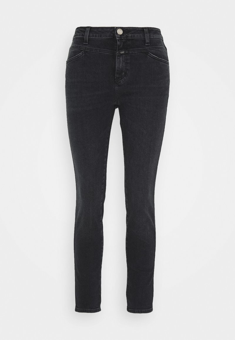 CLOSED - PUSHER - Jeans Skinny Fit - dark grey