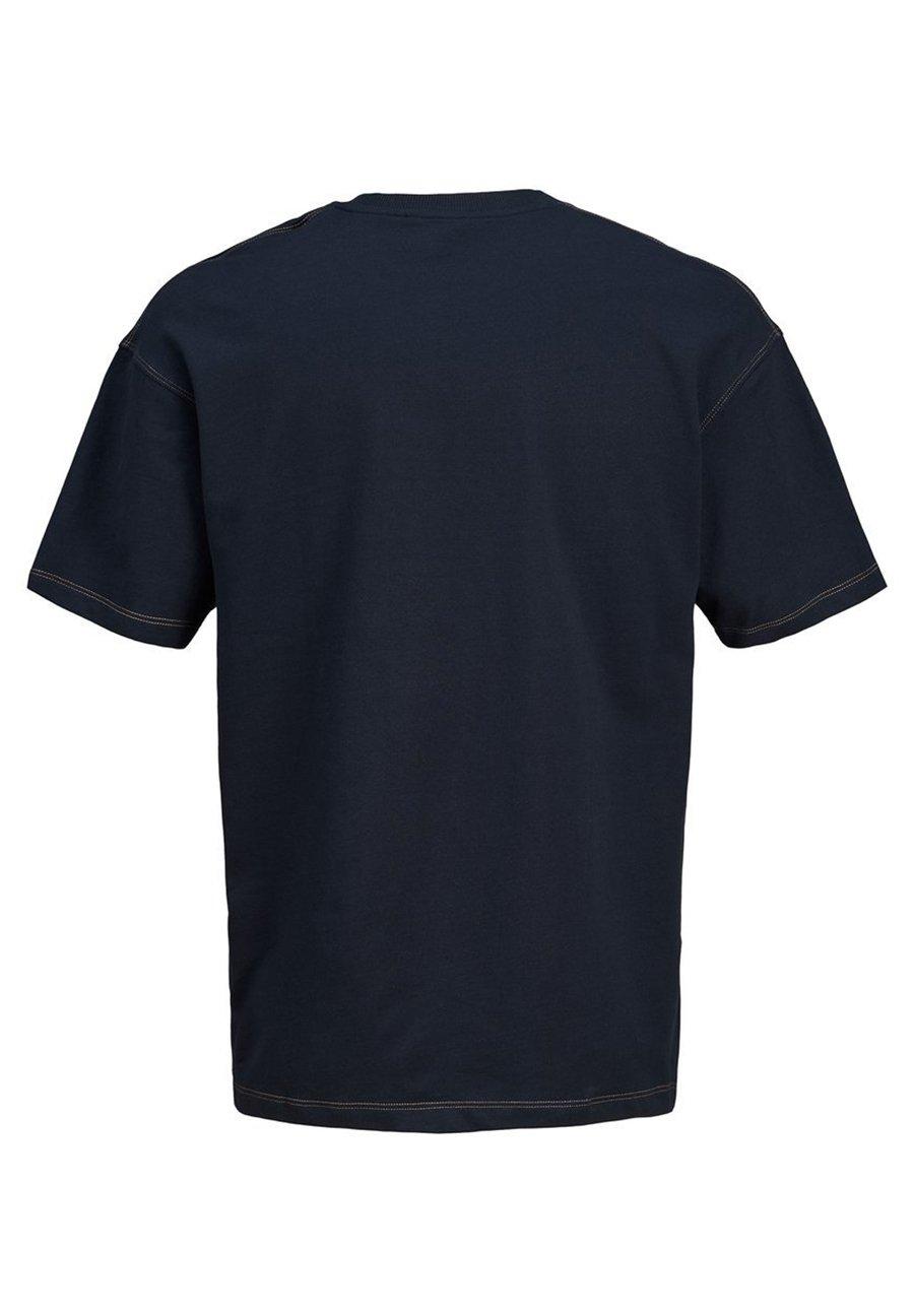 Jack & Jones BOX FIT - Basic T-shirt - navy blazer xoL15