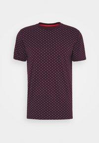 CREW NECK TEE - T-shirt med print - combo