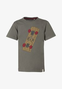 Band of Rascals - Print T-shirt - olive - 0