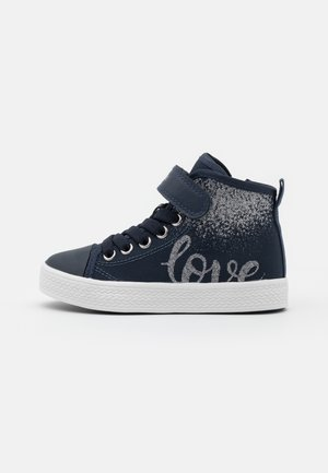 CIAK GIRL - Sneakers alte - navy
