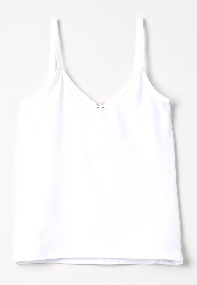 GUIMPE POCKET BASIC - Undershirt - weiß