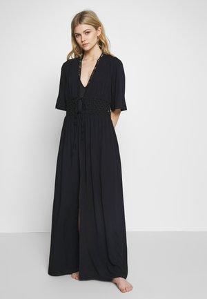 SANGALLO LONG DRESS - Ranta-asusteet - black