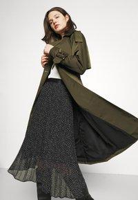 edc by Esprit - SKIRT - A-line skirt - black - 3
