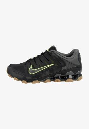 REAX 8 TR MESH - Sneakers - black-limelight-gum light brown-iron grey