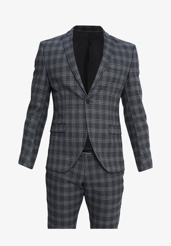 SHDZERO TADOTTO CHECK SUIT
