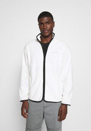 BEAUFORT JACKET - Fleece jacket - wax/grey