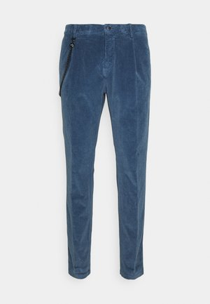 OSAKA PINCES - Trousers - bleu