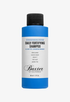 TRAVEL DAILY FORTIFYING SHAMPOO 60ML - Shampoo - blue clear