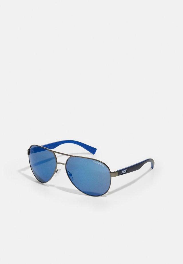 Solbriller - blue/silver-coloured