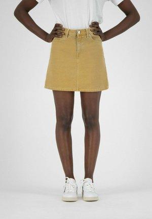 A-line skirt - corn
