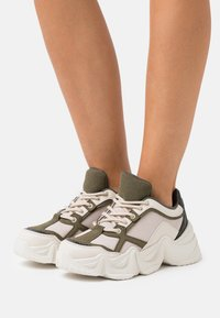 Nly by Nelly - PERFECT SYMPHONY  - Trainers - green - 0
