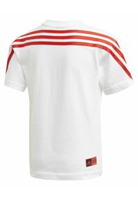 adidas Performance - SUPERHERO ADVENTURES T-SHIRT - Print T-shirt - white - 1