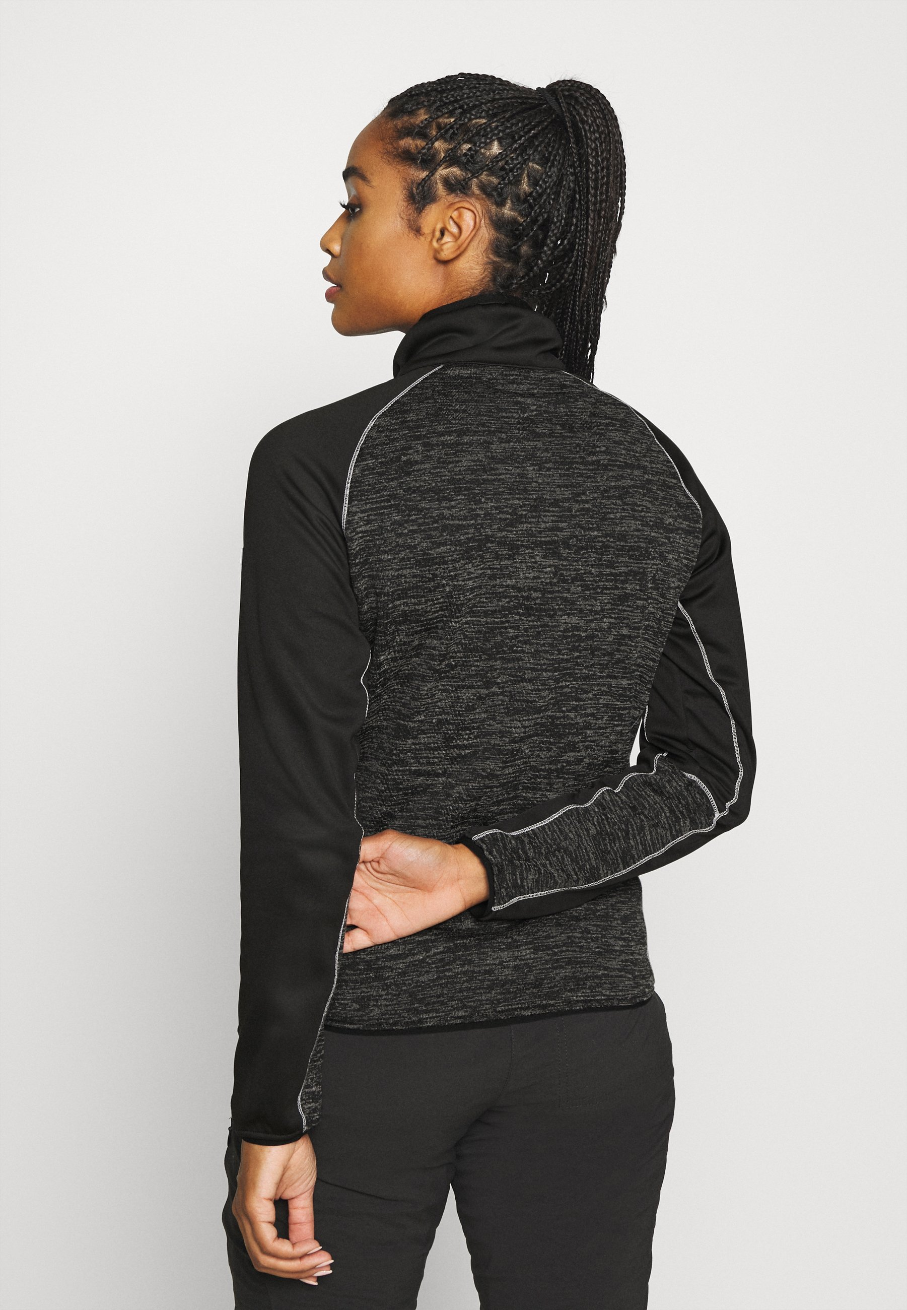 Regatta LINDALLA - Fleece jacket - black VbaeB