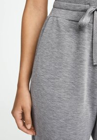 OYSHO - Tracksuit bottoms - grey - 4