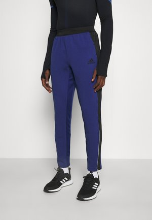 DESIGNED4TRAINING COLD RDY - Pantalones deportivos - blue