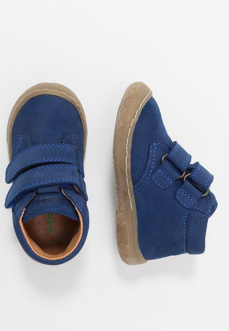 Froddo - KART SLIM FIT - Zapatos de bebé - blue electric