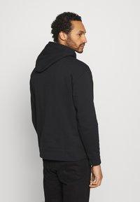 Nike SB - UNISEX - Sweatshirt - black/coconut milk - 2