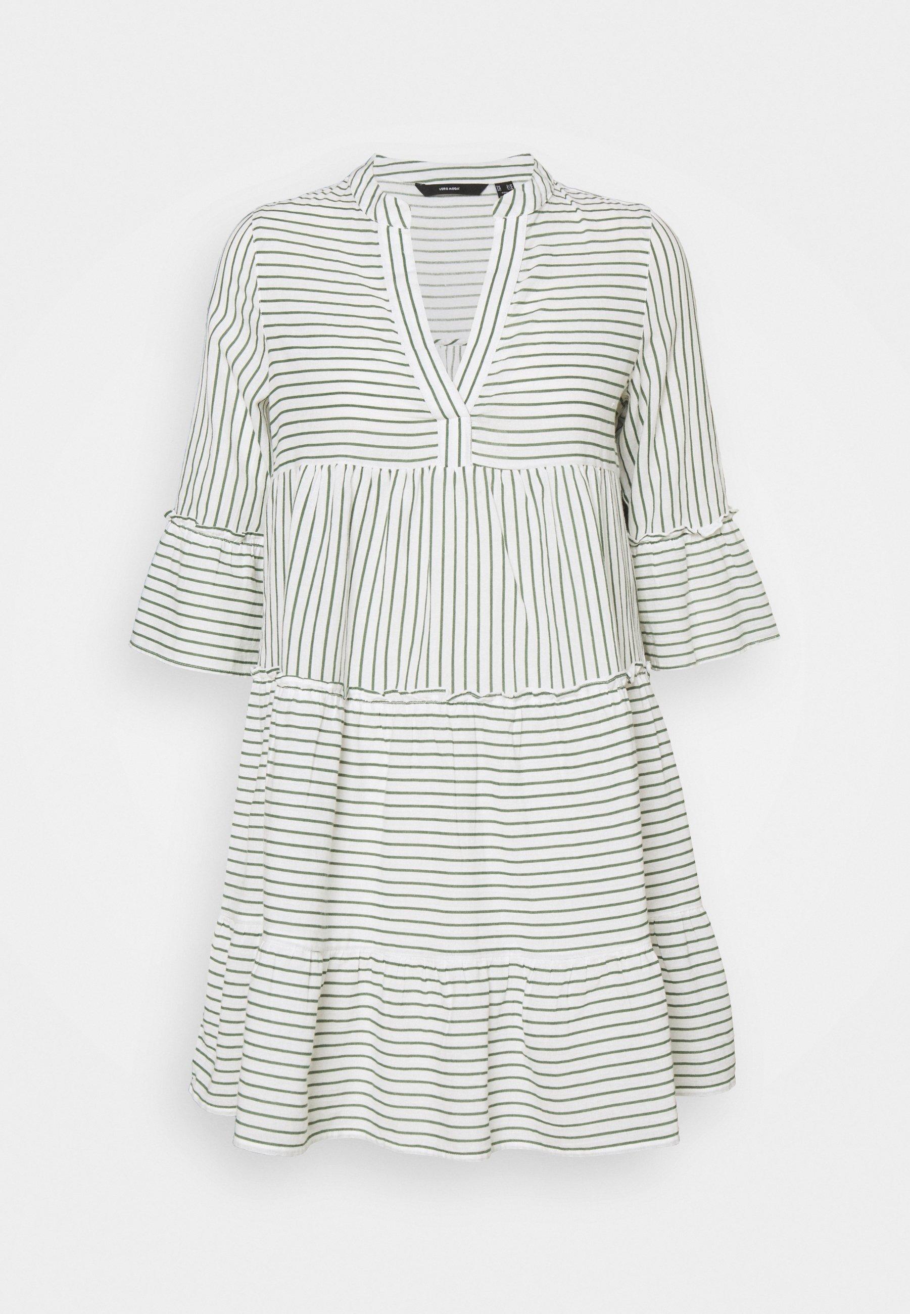Women VMHELI DRESS PETIT - Day dress