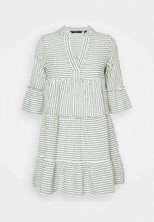 VMHELI DRESS PETIT - Kjole - snow white/laurel wreath