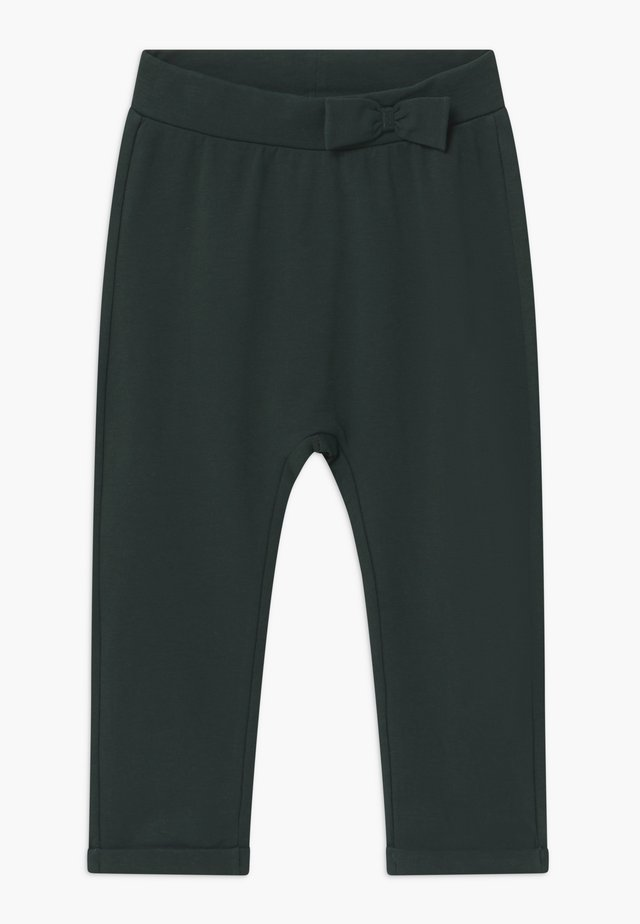 NMFLASOLID - Pantaloni sportivi - darkest spruce