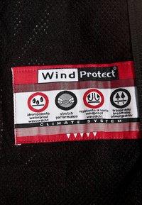CMP - FIX HOOD - Soft shell jacket - nero - 4