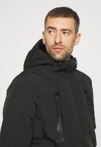 Solid - MANTO - Winter jacket - black - 3
