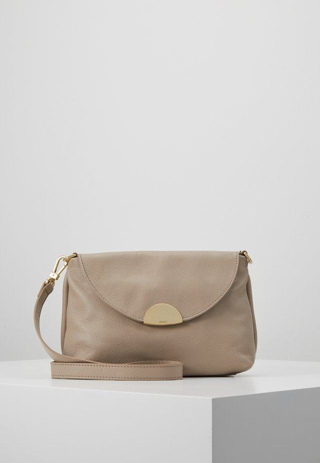 PIPPA CROSS - Across body bag - cobblestone